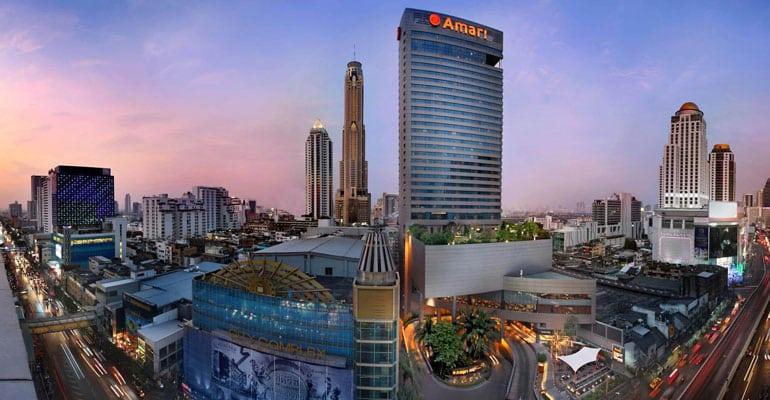 מלון אמארי בנגקוק