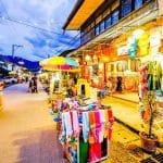 שווקים בתאילנד - תאי טורס