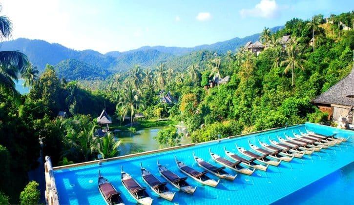 תאילנד באוגוסט