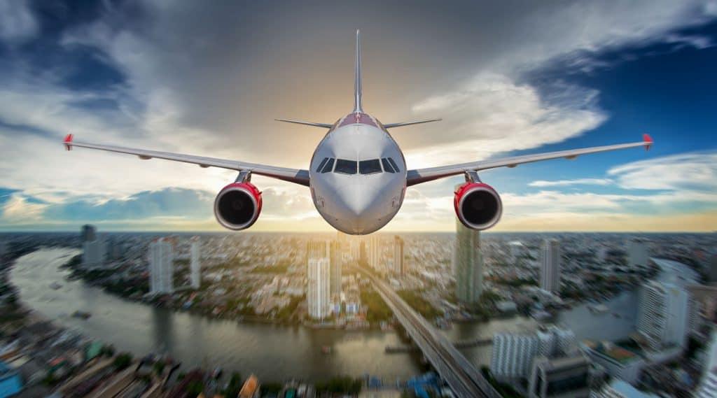 טיסות פנים בתאילנד