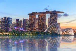 תאילנד משולב סינגפור