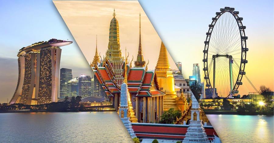 תאילנד וסינגפור