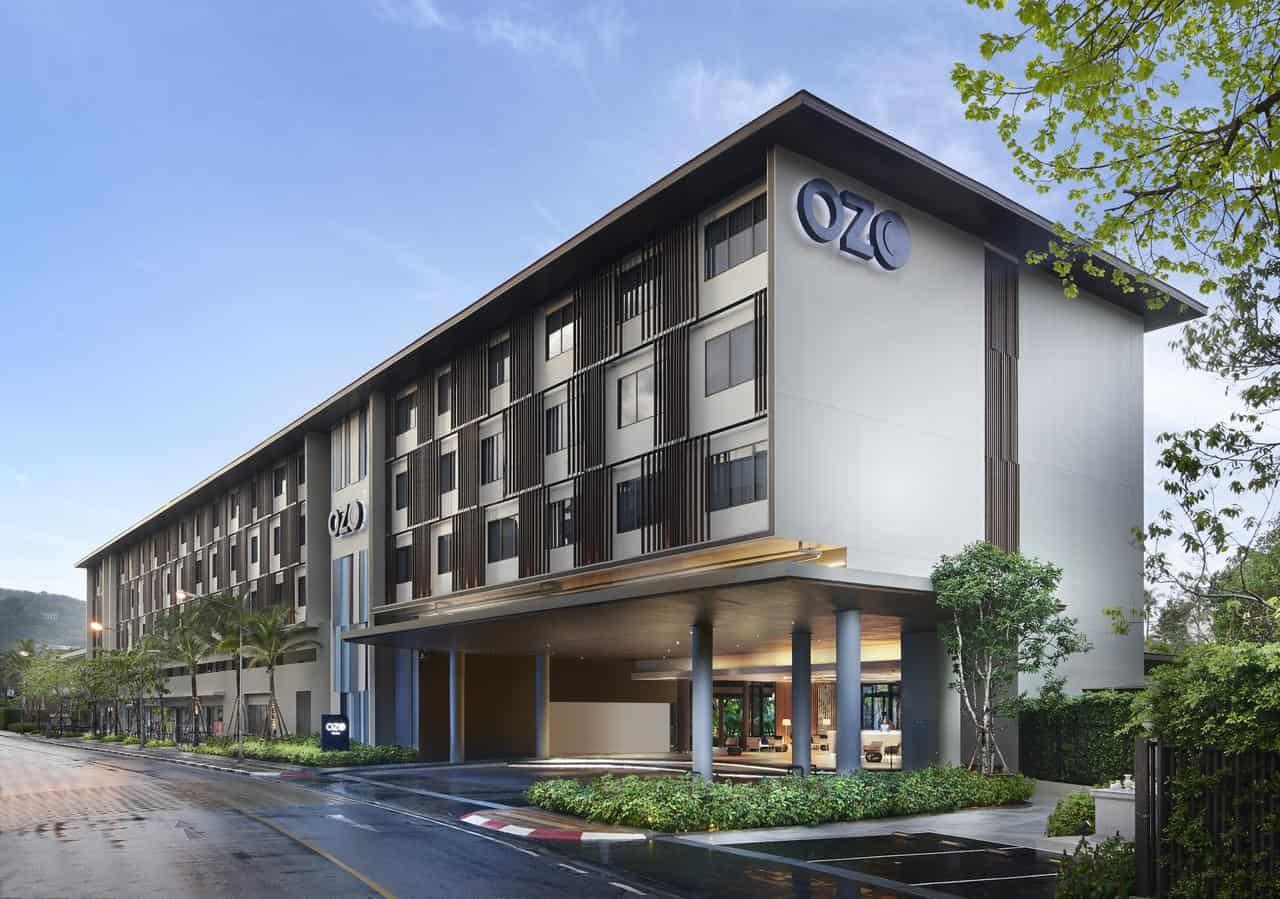 מלון אוזו פוקט - מלונות בפוקט