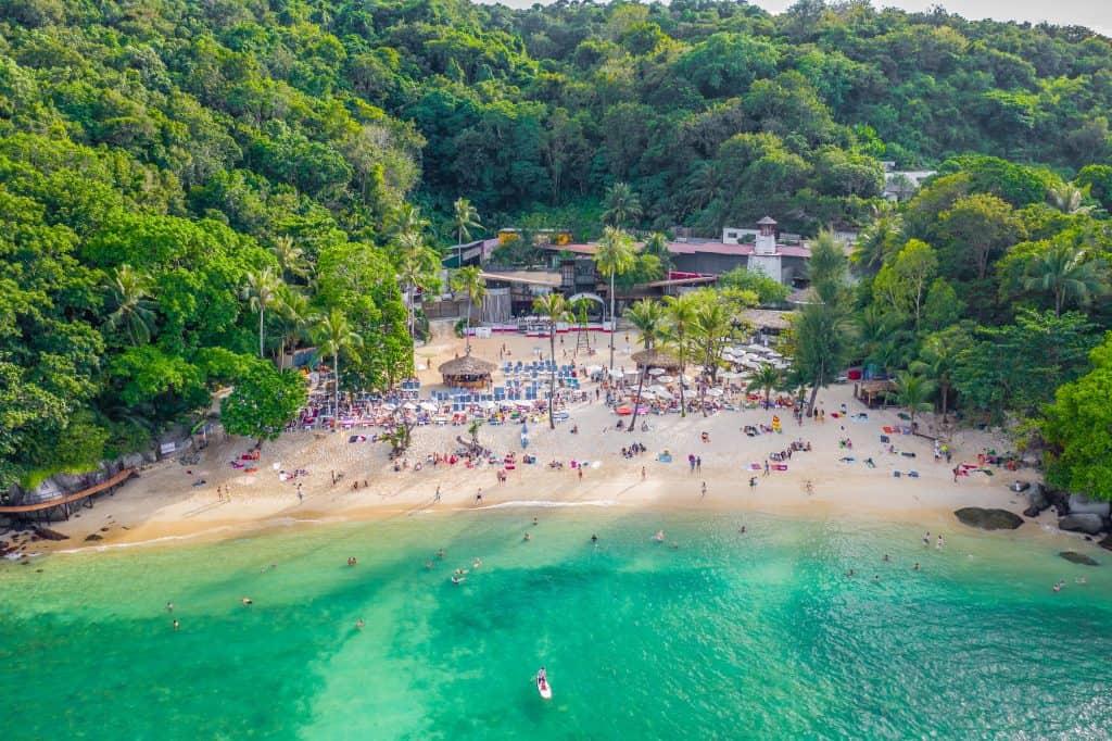 חוף פרדייז פוקט