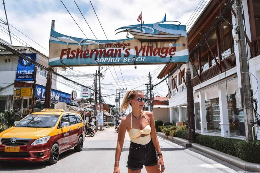 כפר הדייגים קוסמוי