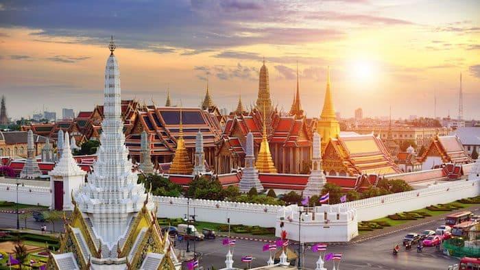 ארמון המלך בנגקוק