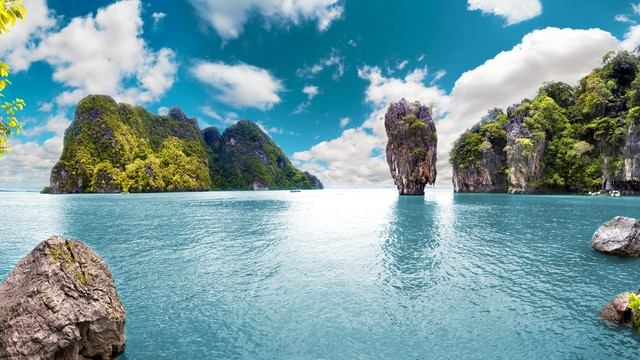 פוקט תאילנד 4 האיים